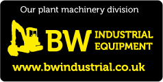Our plant machinary division: BW Industrial